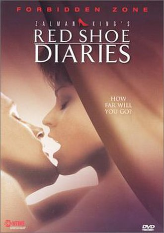 Red Shoe Diaries - The cover for one of the DVD releases