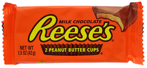 Reese's Peanut Butter Cups - Image: Reese's PB Cups Wrapper Small