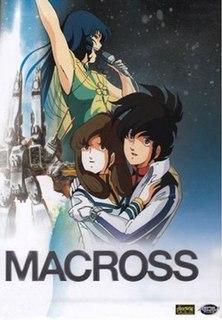 <i>The Super Dimension Fortress Macross</i> 1982 anime