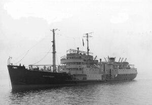 Eddy-class coastal tanker (1953) - Image: Rfa eddyreef a 202