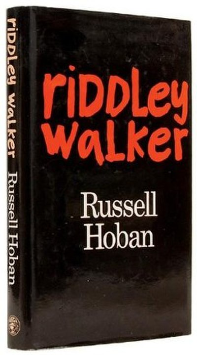 Picture of a book: Riddley Walker