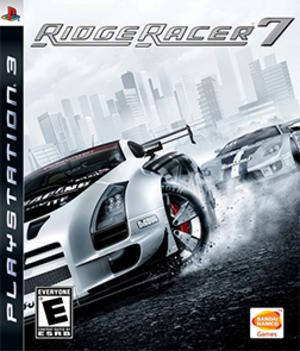 Ridge Racer 7 - Image: Ridge Racer 7 Coverart