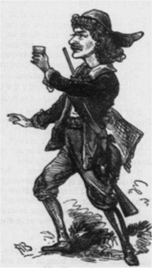 Rip Van Winkle (operetta) - Fred Leslie as Rip Van Winkle, 1882