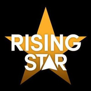 Rising Star (U.S. TV series) - Image: Rising Star Logo