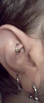 Rook Piercing 16g CBR in Right Ear (Top Piercing).jpg