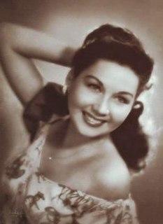 Rosa del Rosario Filipino actress