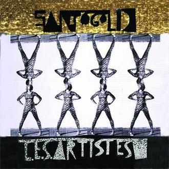 L.E.S. Artistes - Image: Santogoldlesartistes cover