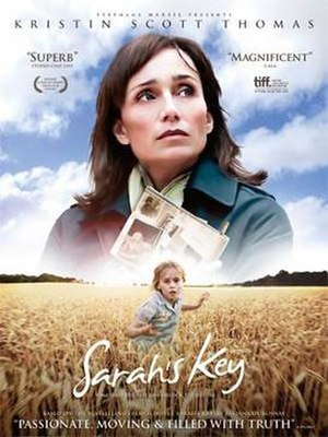 Sarah's Key - Theatrical release poster