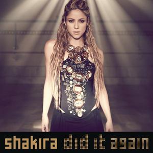 Did It Again (Shakira song) - Image: Shakira Did It Again