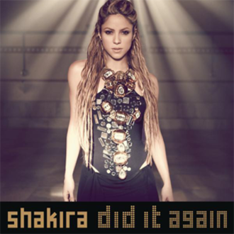 Did It Again (Shakira song) - Image: Shakira Did It Again