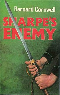 <i>Sharpes Enemy</i> book by Bernard Cornwell