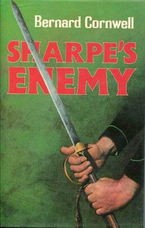 Sharpe's Enemy (novel) - First edition