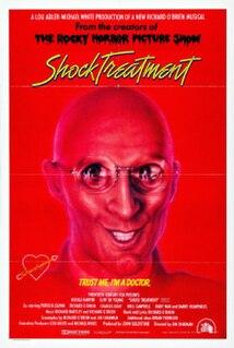 <i>Shock Treatment</i> 1981 film by Jim Sharman