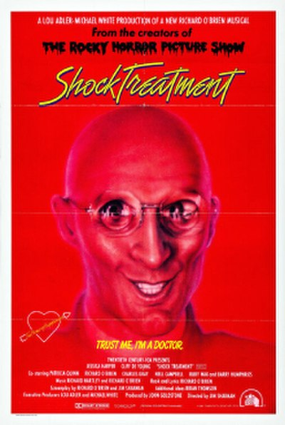 Picture of a movie: Shock Treatment