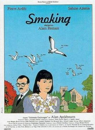 Smoking/No Smoking - Image: Smoking Alain Resnais