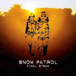 Final Straw - Image: Snow Patrol Final Straw albumcover