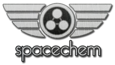 Picture of a game: Spacechem