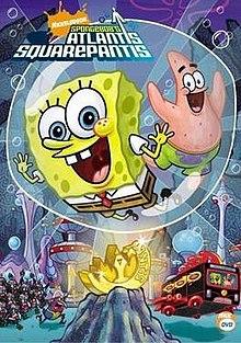 4e76d783c1 SpongeBob s Atlantis SquarePantis - Wikipedia