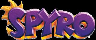 <i>Spyro</i> Series of platform video games