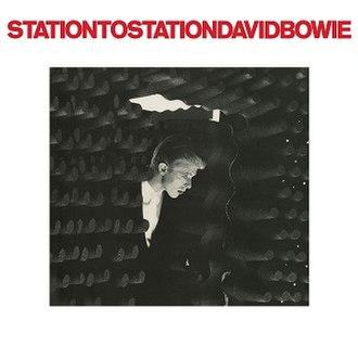 Station to Station - Image: Station to Station cover