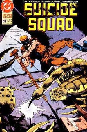 Atom (comics) - Image: Suicide Squad 46