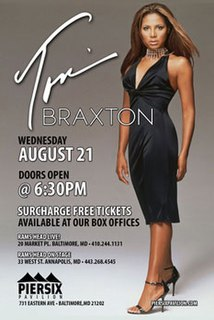2013 Summer Tour (Toni Braxton)