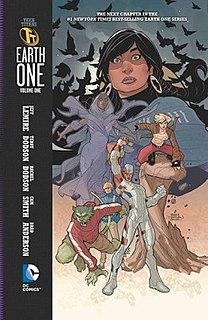 <i>Teen Titans: Earth One</i>
