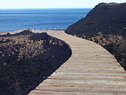 Teno, the westernmost point in the island