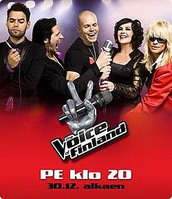 voice of finland voittaja 2020