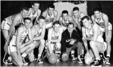Illini Basketball Team Shoes