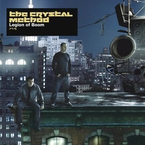 Legion of Boom (album) - Image: The Crystal Method Legion Of Boom