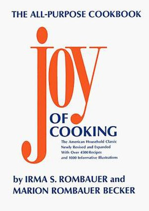 The Joy of Cooking - Cover of 1975 edition