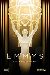 67th Primetime Emmy Awards
