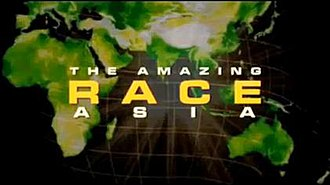 The Amazing Race Asia 4 - Image: The Amazing Race Asia 4 logo