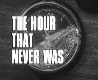 The Hour That Never Was - Image: The Avengers The Hour That Never Was
