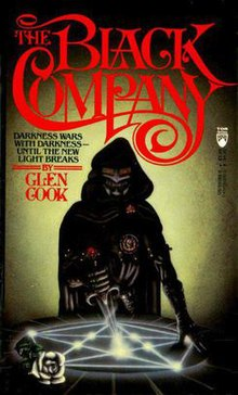 Image result for The Black Company Cover