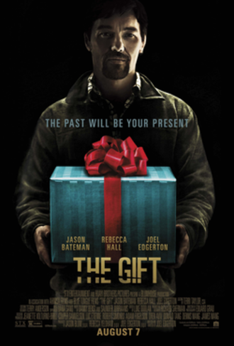 The Gift (2015 film) - Theatrical release poster