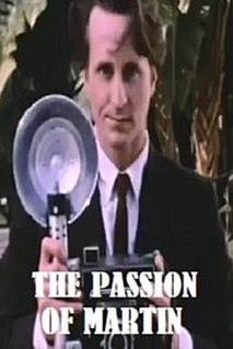 <i>The Passion of Martin</i> 1990 film directed by Alexander Payne