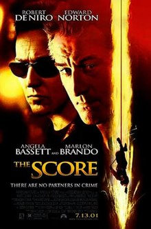The Score movie