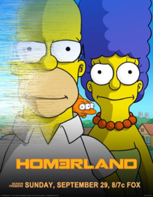 The Simpsons - Homerland poster.png
