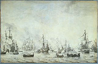 Battle of the Downs Took place on 21 October 1639