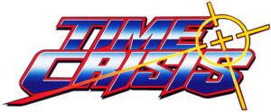 Time Crisis - The logo utilized in the original Time Crisis