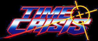 <i>Time Crisis</i> video game series