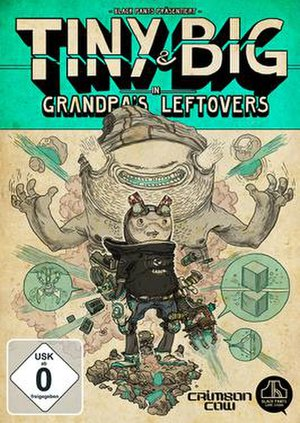 Tiny & Big in Grandpa's Leftovers - Image: Tiny and Big