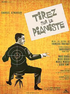 1960 French crime drama film directed by François Truffaut