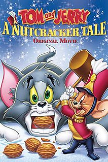 <i>Tom and Jerry: A Nutcracker Tale</i> 2007 film by Spike Brandt and Tony Cervone
