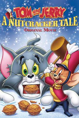 Tom and Jerry: A Nutcracker Tale - Image: Tom and Jerry A Nutcracker Tale cover