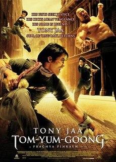 <i>Tom-Yum-Goong</i> 2005 Thai martial arts film