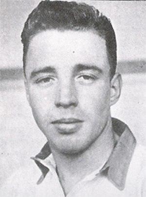 Tommy Garrett (footballer) - Image: Tommy Garrett