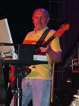 Trevor Williams (bassist) - Williams in 2006